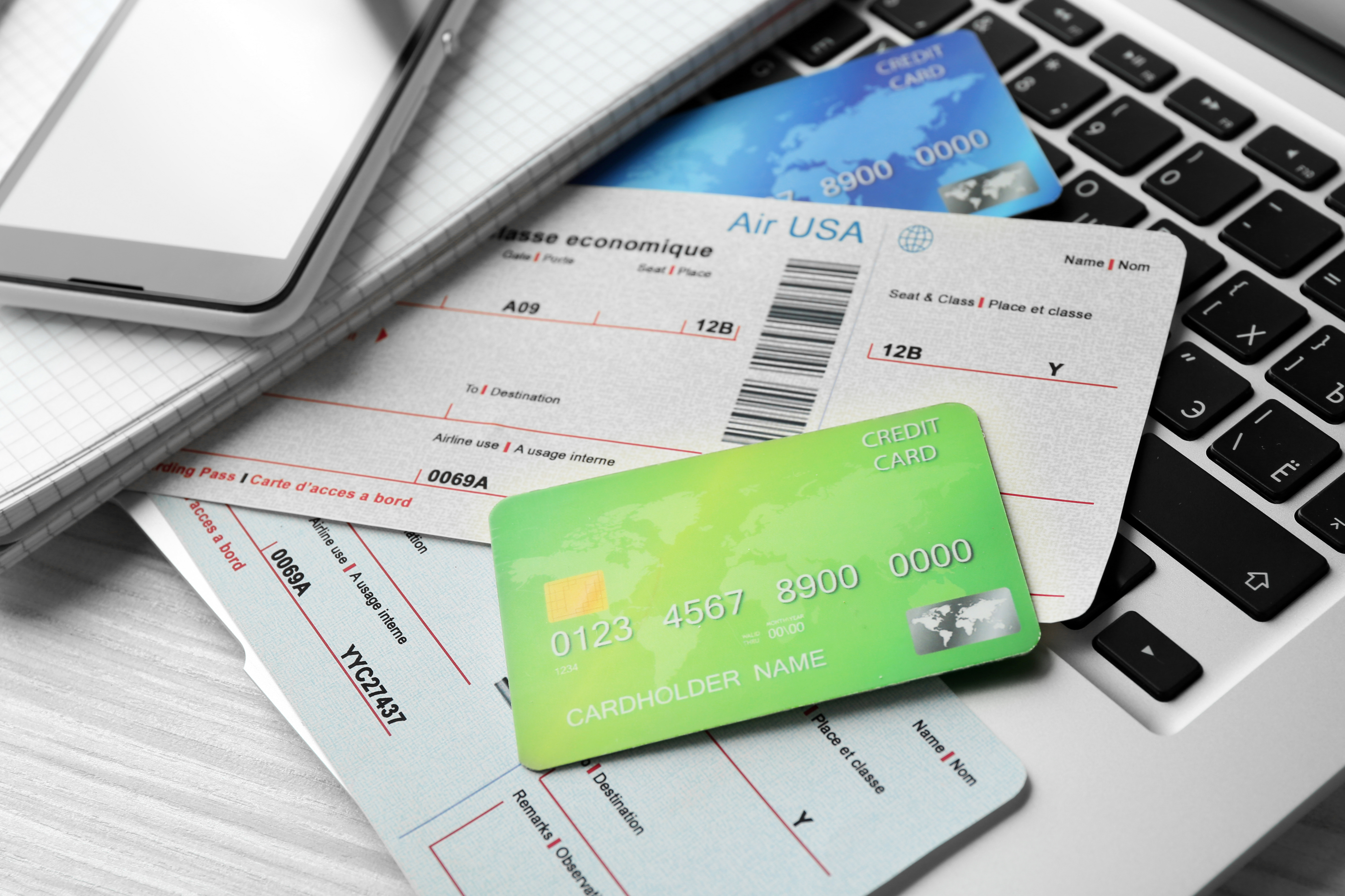 Advantages of forex card
